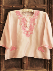 SHIRTS - SILK & COTTON EMBROIDERY